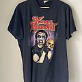 King Diamond - TShirt or Longsleeve - King Diamond Conspiracy Tour 89-90