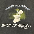 Metallica - TShirt or Longsleeve - Metallica Metal Up Your Ass-1991 Reprint