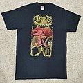 Dragged Into Sunlight - TShirt or Longsleeve - Dragged Into Sunlight Tour T-shirt