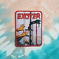 Exciter - Patch - Exciter violence and force patch