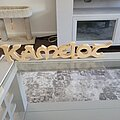 Kamelot - Other Collectable - Kamelot Wood Carving