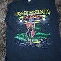 Iron Maiden Somewhere On Tour 86/87 TShirt or Longsleeve