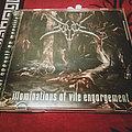 Enmity - Tape / Vinyl / CD / Recording etc - Enmity - illuminations of vile engorgement (CD)