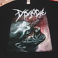 "Disgorge(US) - TShirt or Longsleeve - DISGORGE ""Cranial Impalement"""