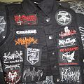 Sepultura - Battle Jacket - Slowly working on a new vest