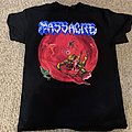 Massacre from beyond shirt