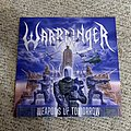 Warbringer Weapons Of Tomorrow vinyl
