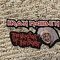 Iron Maiden - Patch - Iron Maiden patch
