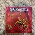 Massacre - Tape / Vinyl / CD / Recording etc - Massacre from beyond vinyl