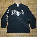 Metallica - Skull & Ninja Stars Long Sleeve T-shirt