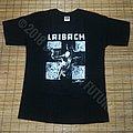 Laibach - TShirt or Longsleeve - Vintage 1999 Laibach Band T-shirt