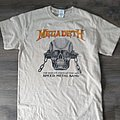 Megadeth - TShirt or Longsleeve - Megadeth State Of The Art Tee