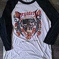 Megadeth - TShirt or Longsleeve - Megadeth Killing is my Business 2020 raglan