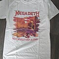 Megadeth - TShirt or Longsleeve - Peace Sells