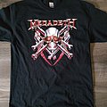 Megadeth - TShirt or Longsleeve - Megadeth Killing is My Business tracklist tee