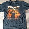 Megadeth - TShirt or Longsleeve - Megadeth Violin Tee