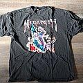 Megadeth - TShirt or Longsleeve - Punk Vic Anarchy
