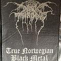 Darkthrone - True Norwegian Black Metal backpatch