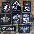 Marduk + Death Wolf patches