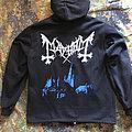 Mayhem - De Mysteriis Dom Sathanas hoodie