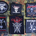 Venom + Bathory + Hellhammer + Celtic Frost patches