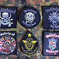 Motörhead patches