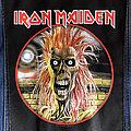 Iron Maiden - Iron Maiden backpatch