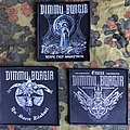 Dimmu Borgir patches