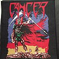 """Cancer - Patch - Cancer """"Death Shall Rise"""""""