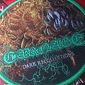"""Carnage - Patch - Carnage """"Dark Recolections"""""""
