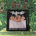 """Deathhammer - Patch - Deathhammer """"Phantom Knights """"."""