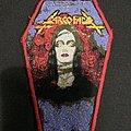 Sarcofago - Patch - My patches.