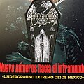 """Timeghoul - Patch - Timeghoul """"1992-1994 Discography""""."""