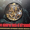 """Immolation - Patch - Immolation """"Here In After""""."""