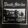 Death Strike - Patch - Patches for you check it out