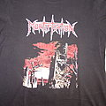 MORTIFICATION ''Post momentary affliction'' shirt