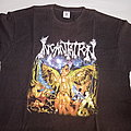 INCANTATION ''Diabolical Conquest'' 1998 World tour TShirt or Longsleeve