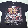 IMMOLATION ''Here In After'' TShirt or Longsleeve