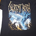 DECREPIT BIRTH  ''...and time Begins'' TShirt or Longsleeve