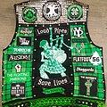 Dropkick Murphys - Battle Jacket - Irish and Celtic Punk Rock Battle Vest
