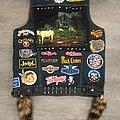 LYNYRD SKYNYRD - Battle Jacket - Southern Rock Battle Vest