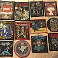 Heavy metal /thrash patch collection