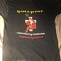 Original Watchtower Control and Resistance shirt