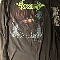 Gorguts Considered Dead tour shirt