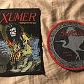 Exumer and Skyclad patches