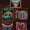 Kreator - Patch - Patches for Nino Driessen!