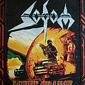 Sodom - Patch - Sodom-Agent orange (woven patch)