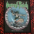 Sacred Reich - Patch - Sacred reich-Surf Nicaragua (woven patch)