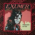 Exumer - Patch - Exumer-Possessed by fire (woven patch)
