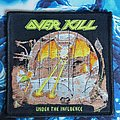 Overkill - Patch - Overkill-Under the influence patch